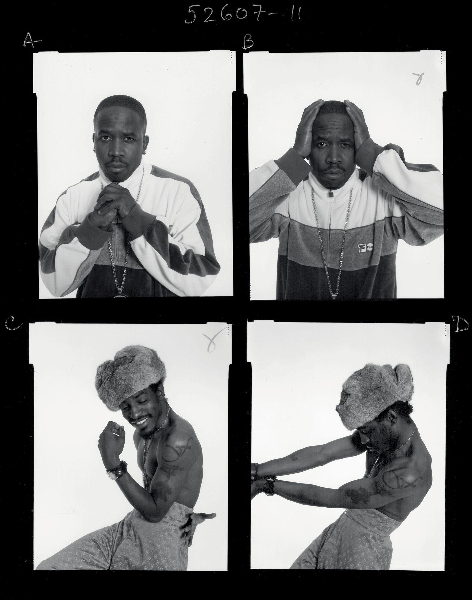 women hip hop photography